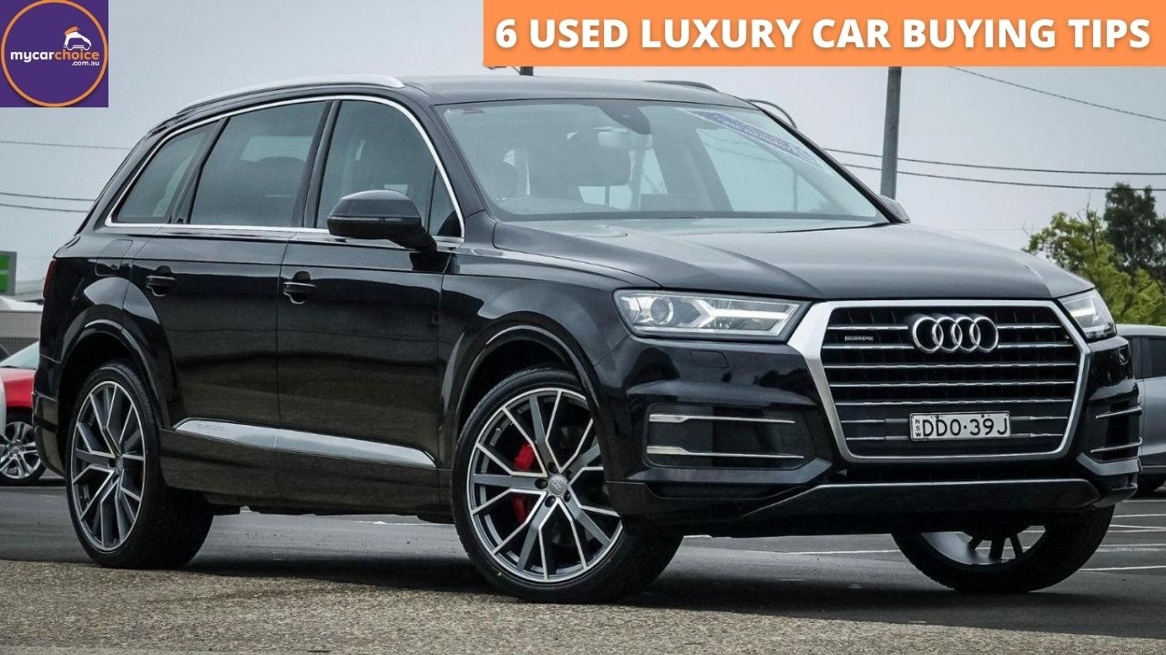 Tips to Buy Used Luxury Car in Sydney