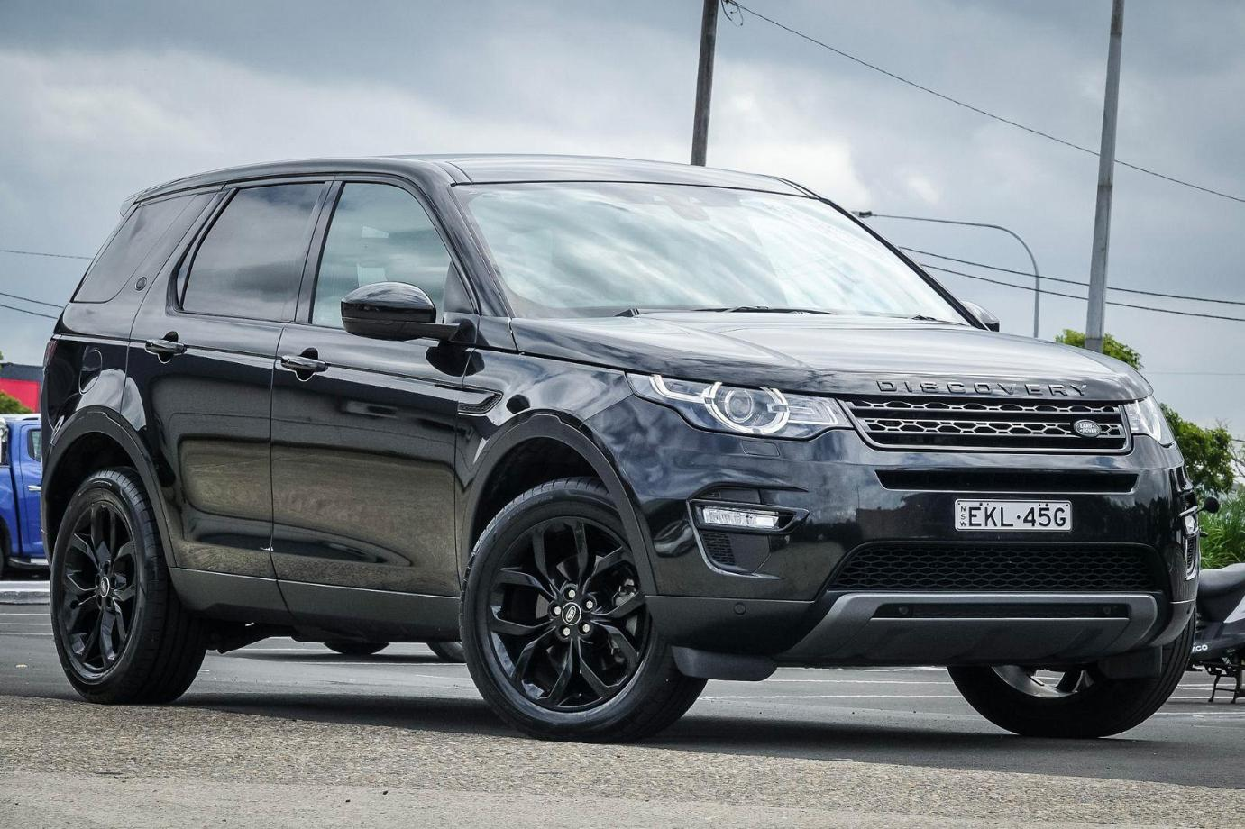 2016 Land Rover Discovery Sport L550 MY16.5 SD4 HSE. Wagon 5dr Spts Auto 9sp 4x4 2.2DT
