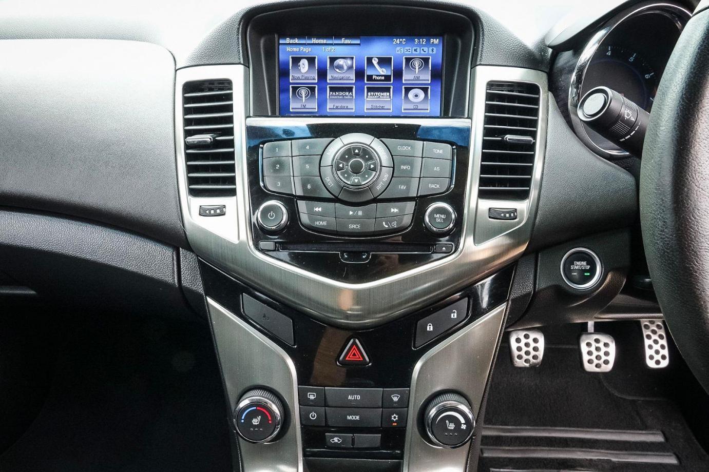 2014 Holden Cruze JH Series II MY14 SRi Z Series Sedan 4dr Man 6sp 1.6T