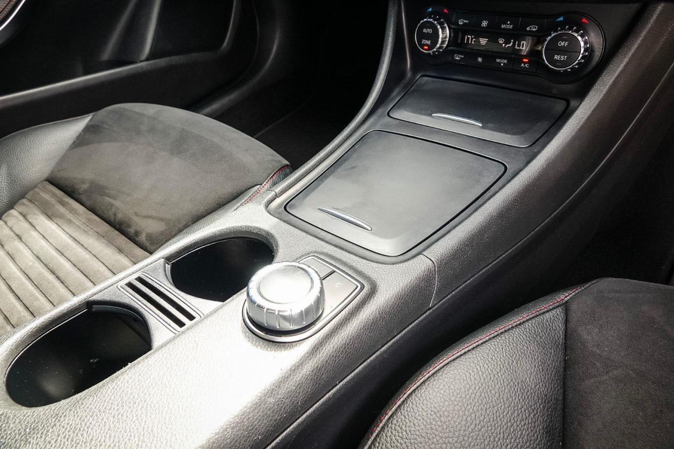 2014 Mercedes-Benz CLA-Class C117 CLA200 Coupe 4dr DCT 7sp 1.6T Jun