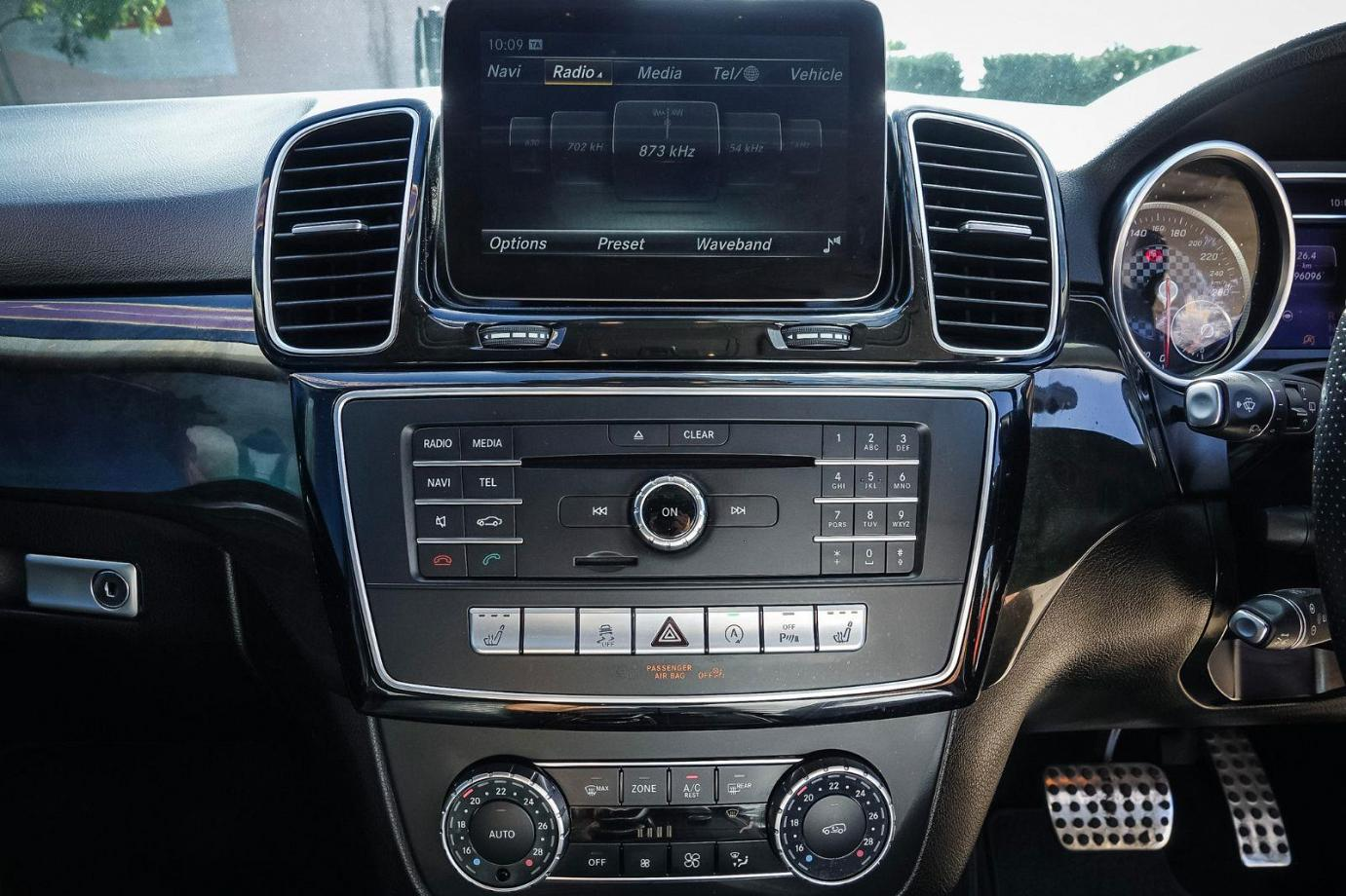 2016 Mercedes-Benz GLE-Class W166 GLE350 d Wagon 5dr 9G-TRONIC 9sp 4MATIC 3.0DT