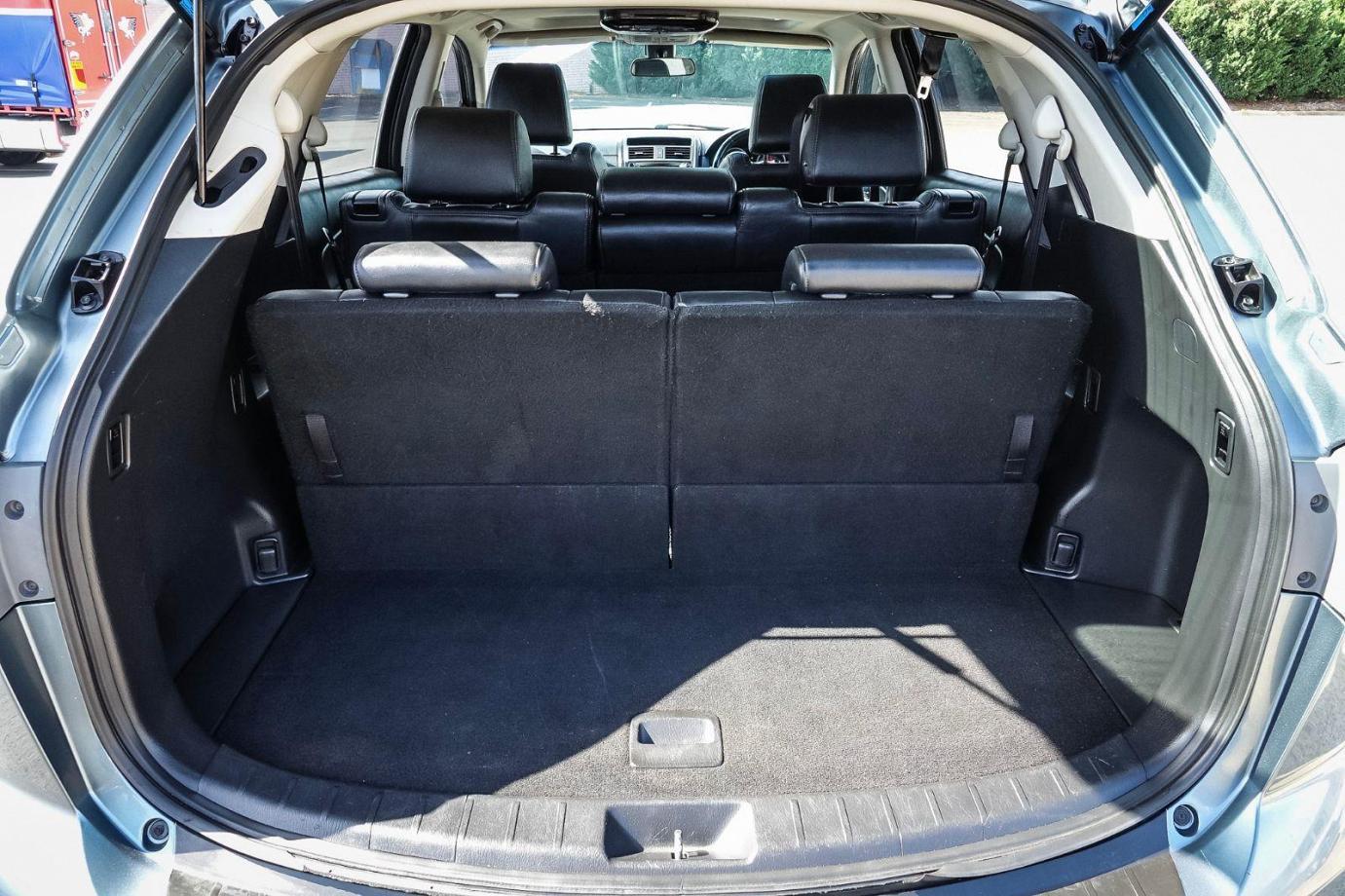 2010 Mazda CX-9 TB10A3 MY10 Grand Touring Wagon 7st 5dr Spts Auto 6sp 4WD 3.7i