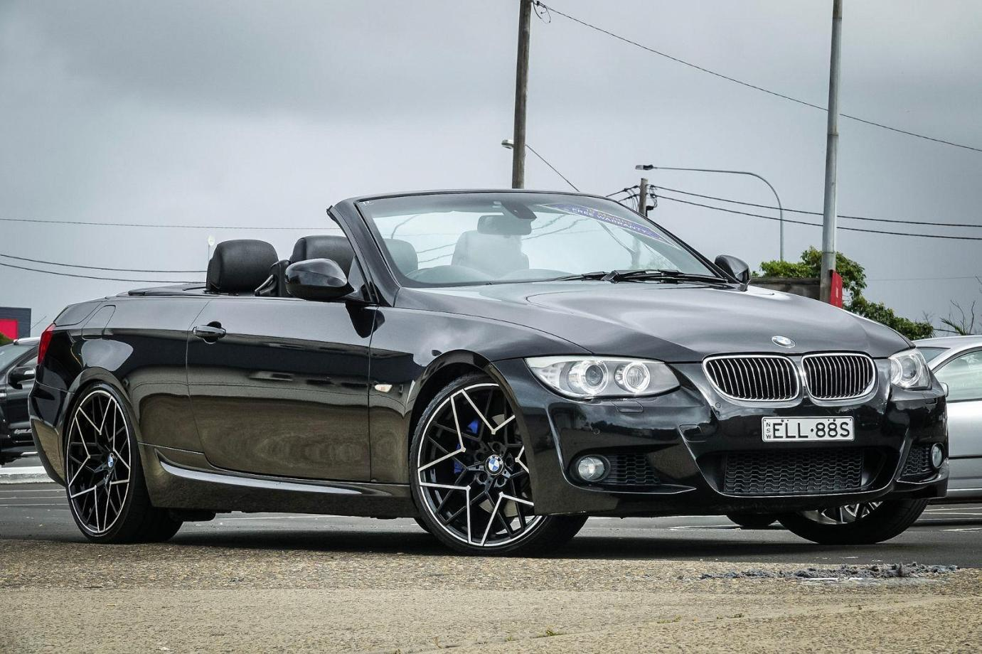 2011 BMW 3 Series E93 MY11 335i M Sport Convertible 2dr D-CT 7sp 3.0T