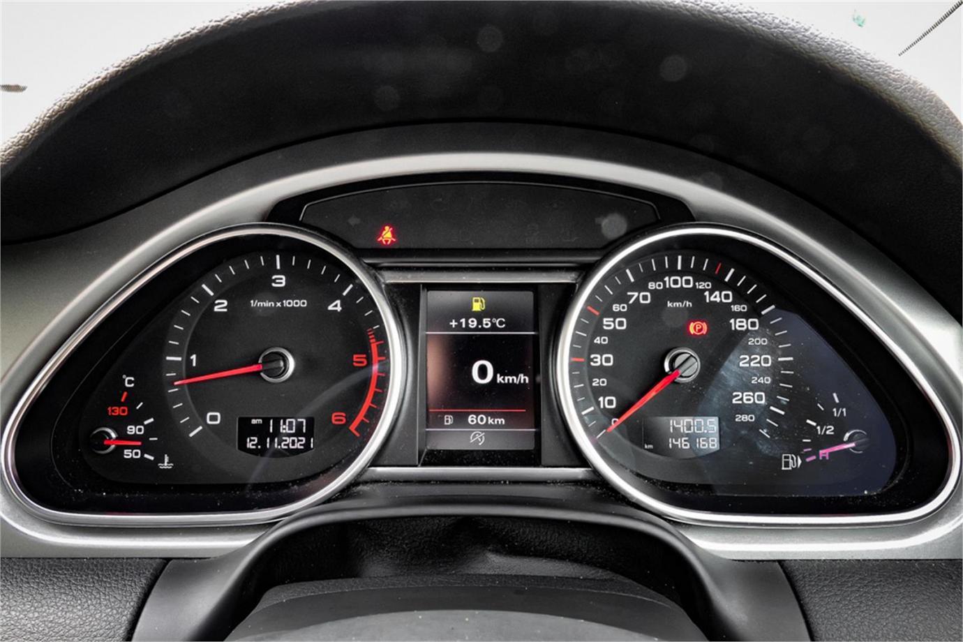 2014 Audi Q7 4L MY15 TDI. Wagon 7st 5dr Tiptronic 8sp quattro 3.0DT
