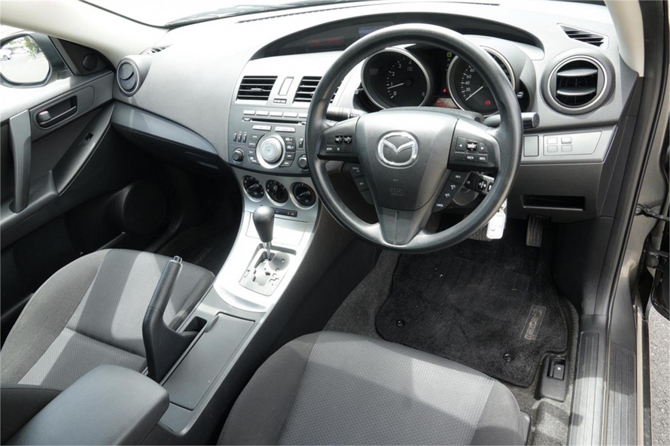 2010 Mazda 3 BL10F1 Neo Sedan 4dr Activematic 5sp 2.0i