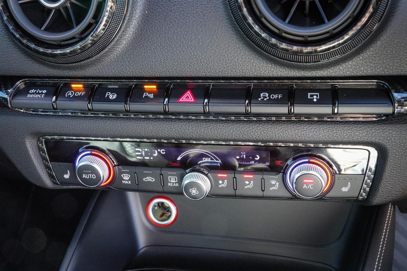 2015 Audi S3 8V MY15. Sedan 4dr S tronic 6sp quattro 2.0T