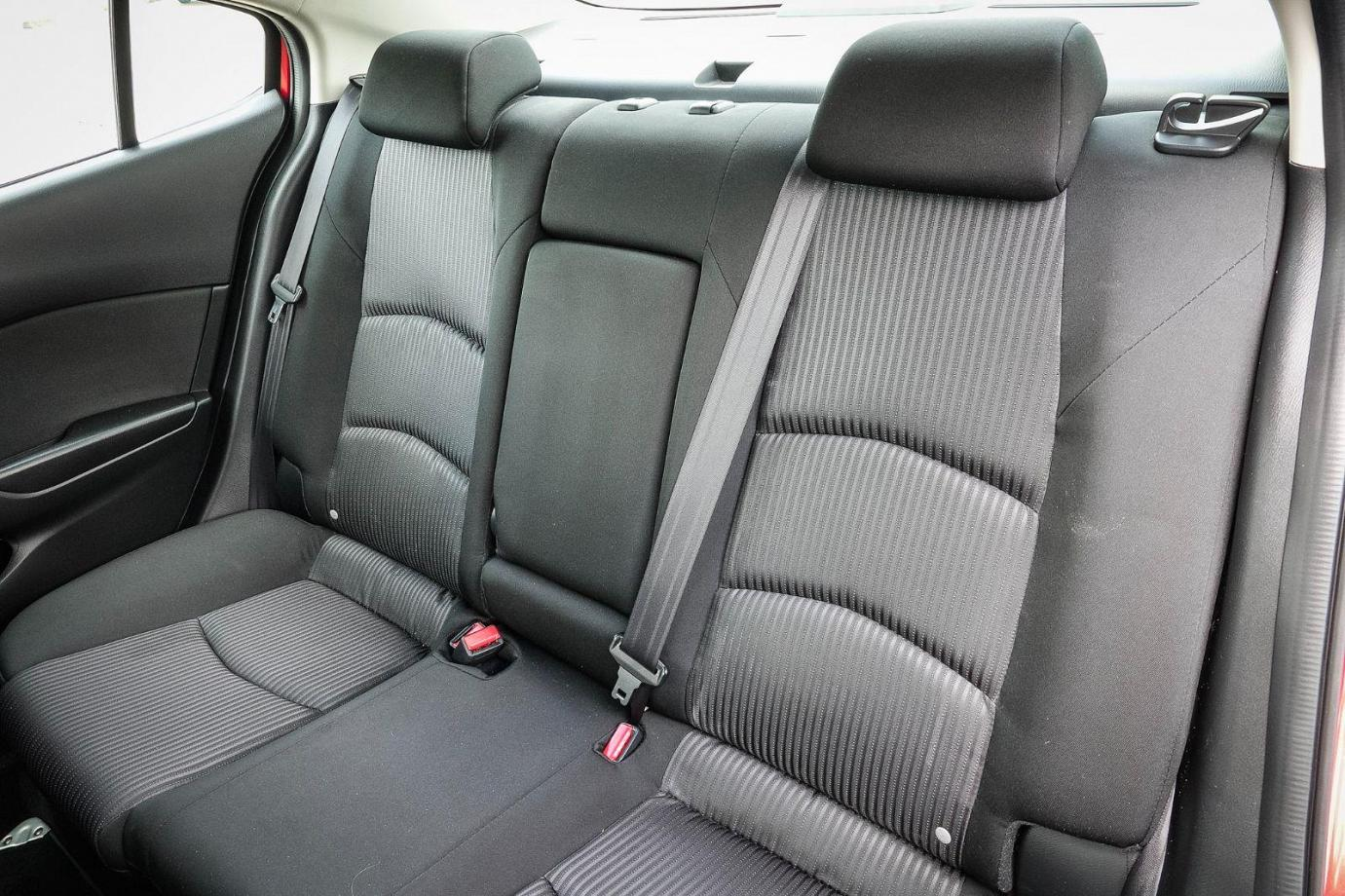 2014 Mazda 3 BM5238 SP25 Sedan 4dr SKYACTIV-Drive 6sp 2.5i