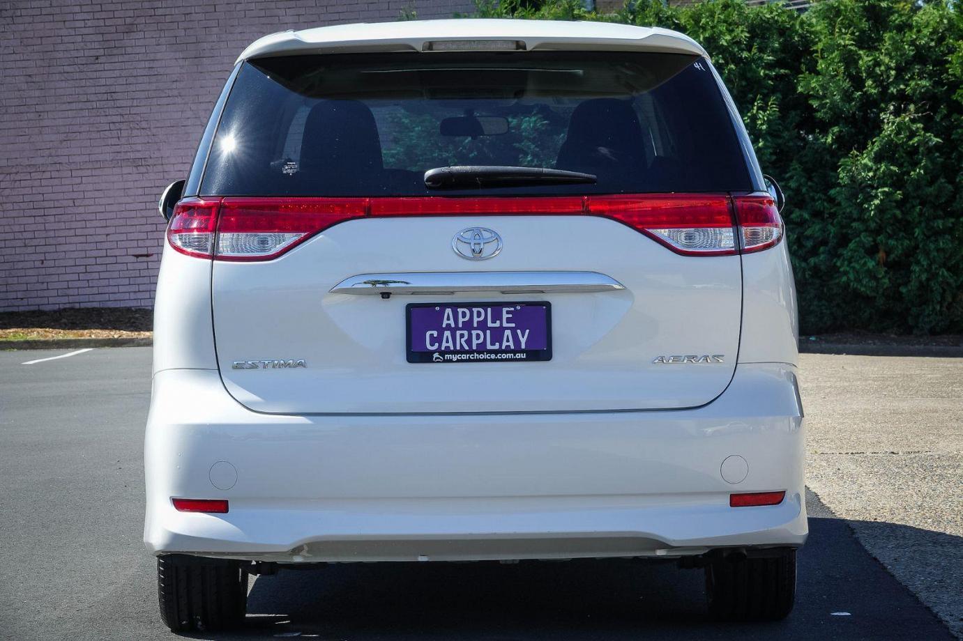 2009 Toyota Estima ACR50 Aeras G Edition Wagon 7st 5dr Auto 2.4i